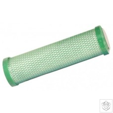 "10"" Green Carbon Filter GrowMax Water"
