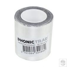 Phonic Trap Duct Tape Aluminium 50mm x 5m Phonic Trap