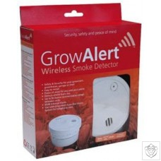 Wireless Smoke Detector GrowAlert