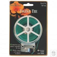 Twist Tie - 50m Roll HydroFarm