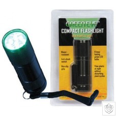 Green LED Flashlight Green Eye