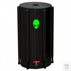 100 Litre Ripstop Collapsable Water Tank Alien
