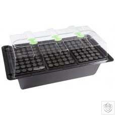 120 Plant X-Stream Aeroponic Propagator with T5 Lights Nutriculture