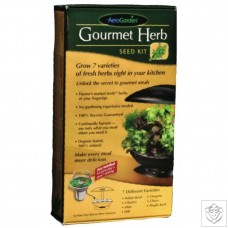 AeroGarden Seed Kit - Gourmet Herb AeroGarden