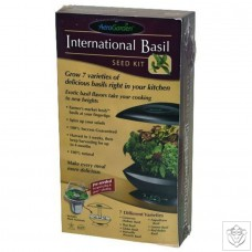 AeroGarden Seed Kit - International Basil AeroGarden