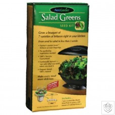 AeroGarden Seed Kit - Salad Greens AeroGarden