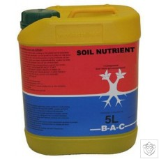 1 Component Soil Bloom BAC