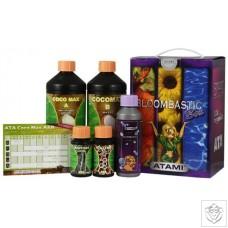 Bloombastic Cocomax Coir Box Set Atami / B'Cuzz