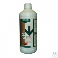Organic pH- (pH Down) Canna