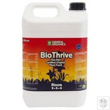 BioThrive Bloom General Hydroponics