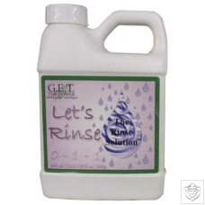 Let's Rinse 500ml G.E.T.