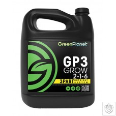 GP3 Grow Green Planet