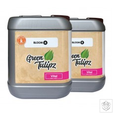 Green Tulipz Bloom Fertilizer Green Tulipz