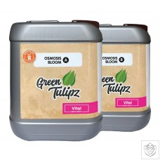 Green Tulipz Osmosis Bloom Fertilizer Green Tulipz