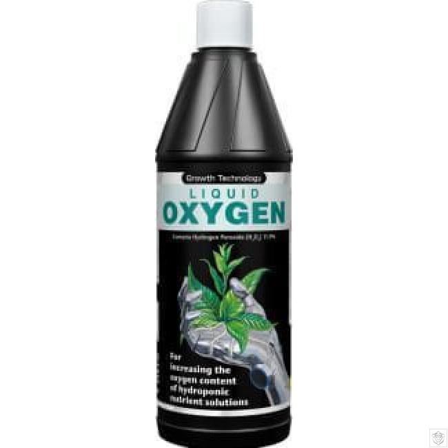 Liquid Oxygen (Hydrogen Peroxide) H2O2 11.9% Growth Technology