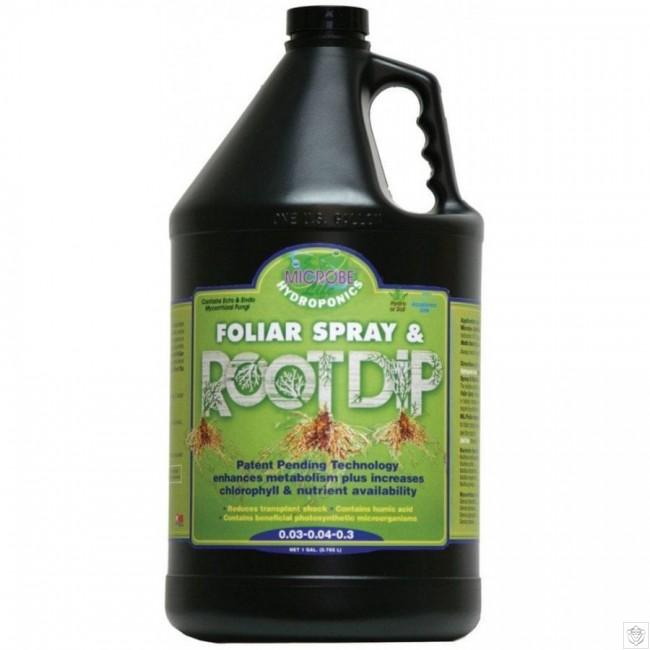 Foliar Spray Amp Root Dip Microbe Life