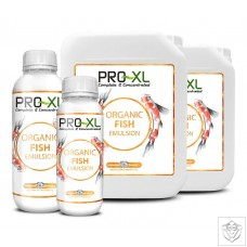 Pro XL Organic - Fish Emulsion