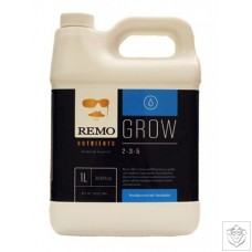 Remo's Grow Remo Nutrients