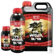 PK Warrior 9/18 Shogun