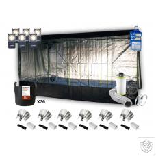Soil Tent Kit 400 x 200 x 200cm